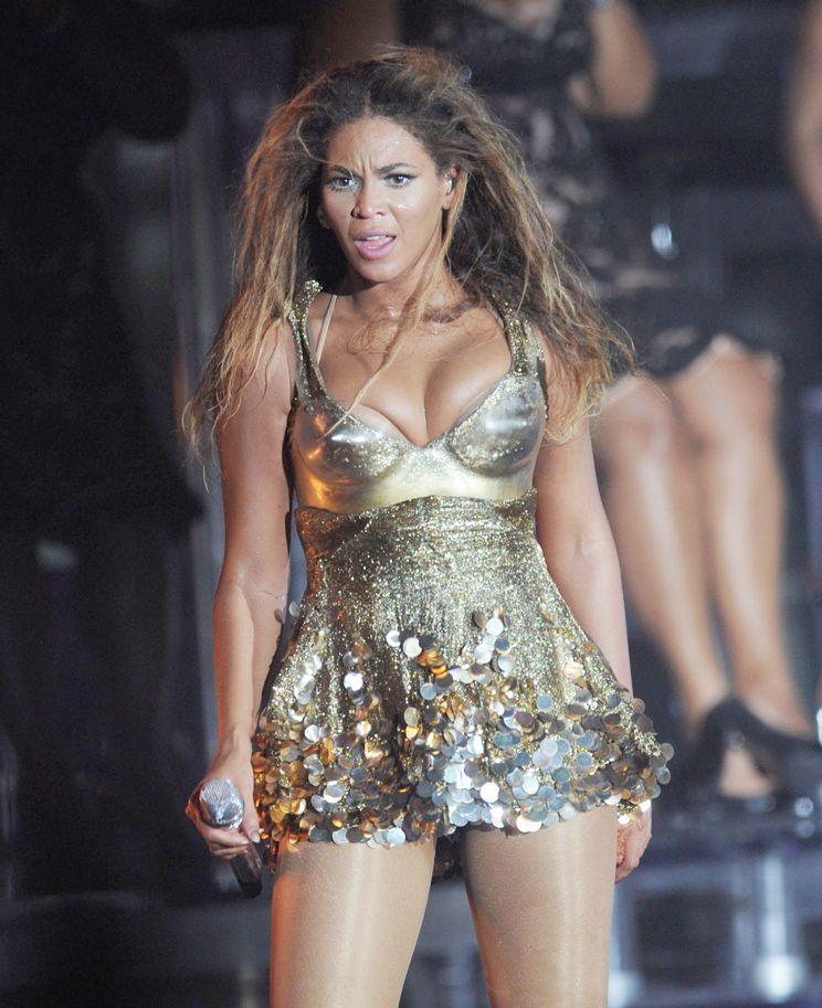 Strzelanina na koncercie Beyonce!