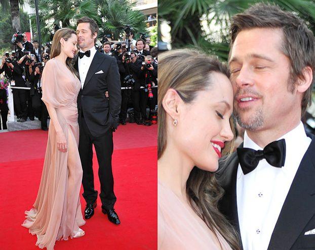 Angelina oświadczyła się Bradowi?!