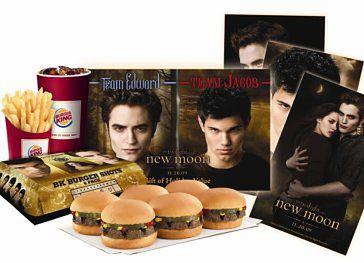 Hamburgery z Pattinsonem!