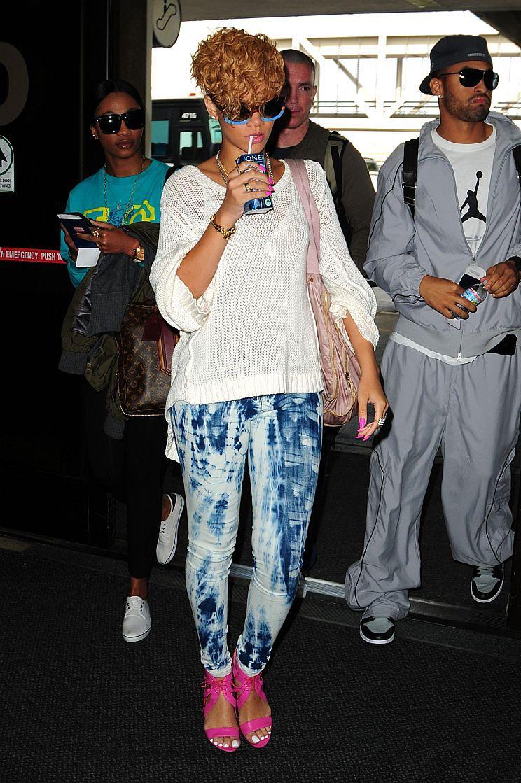 Rihanna zagra w filmie! Dominę!