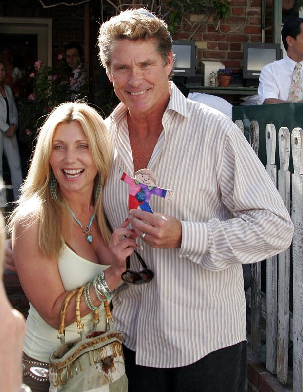 Była żona Hasselhoffa trafiła do więzienia!