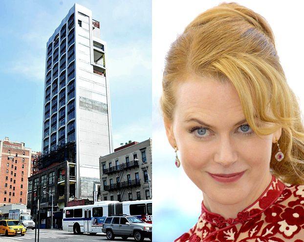 Kidman kupiła apartament Z WINDĄ NA SAMOCHÓD! (ZDJĘCIA)