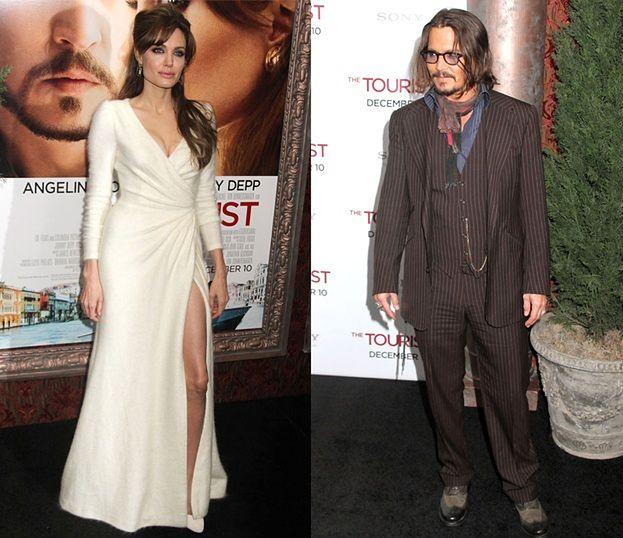 Premiera filmu Jolie i Deppa! (ZDJĘCIA)