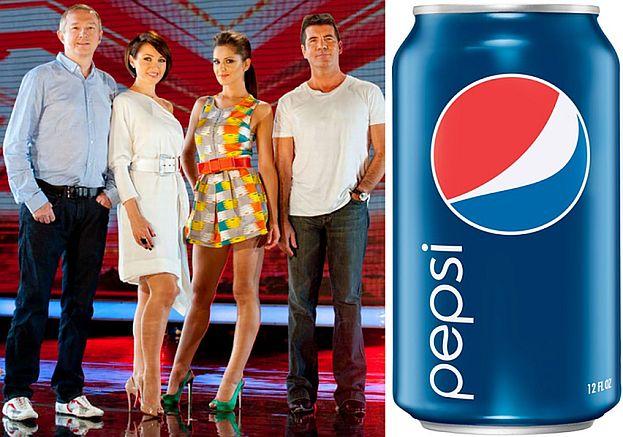 Pepsi wykłada 60 milionów na X Factor!