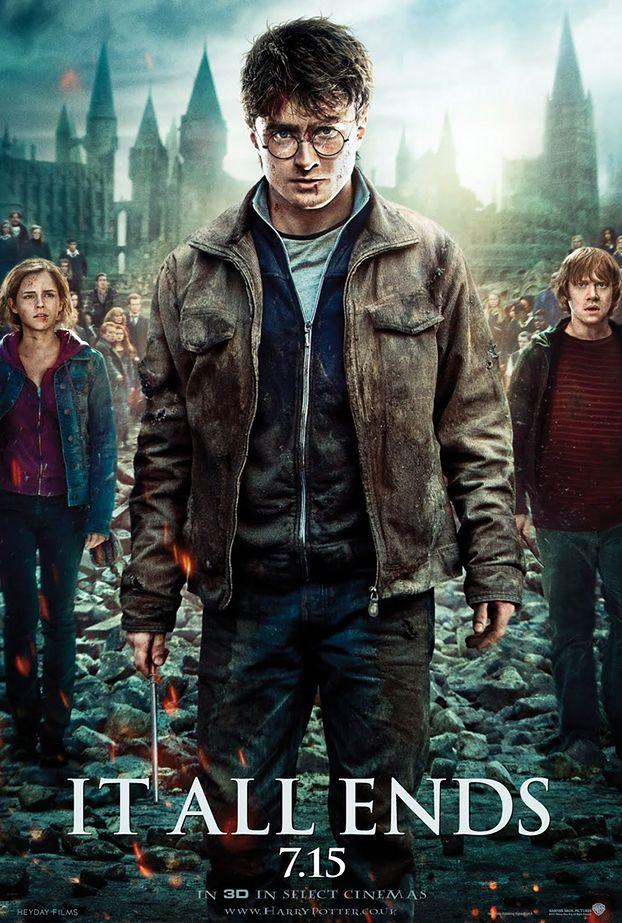 """""""Harry Potter"""" zarobił PÓŁ MILIARDA W 3 DNI!"""