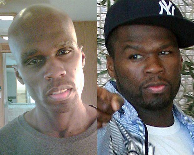 50 Cent już tyje...