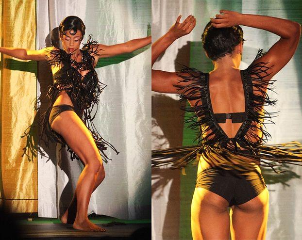 Ola Szwed tańczy w bikini! (ZDJĘCIA)