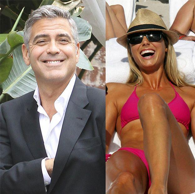 Nowa dziewczyna Clooney'a już chce mieć dzieci!