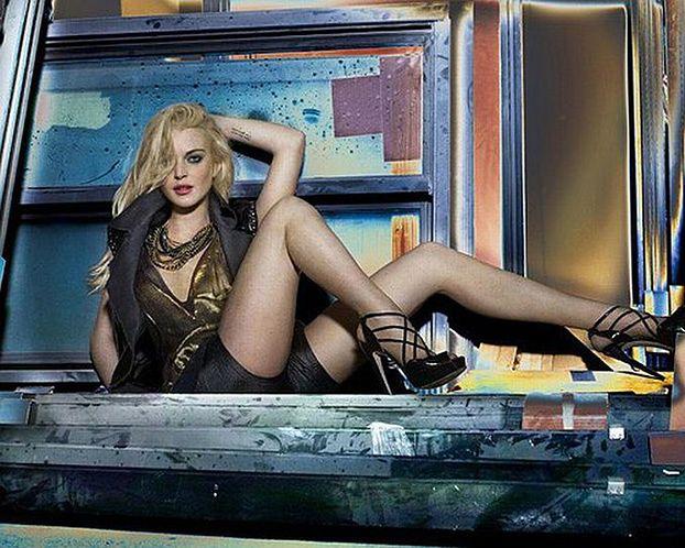 Nowe ciuchy Lindsay Lohan! ŁADNE?