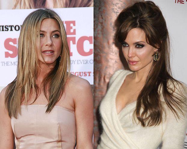 Angelina Jolie wściekła na Jennifer!