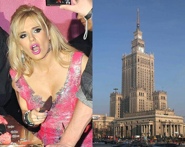 Doda podświetli Pałac Kultury NA RÓŻOWO?!