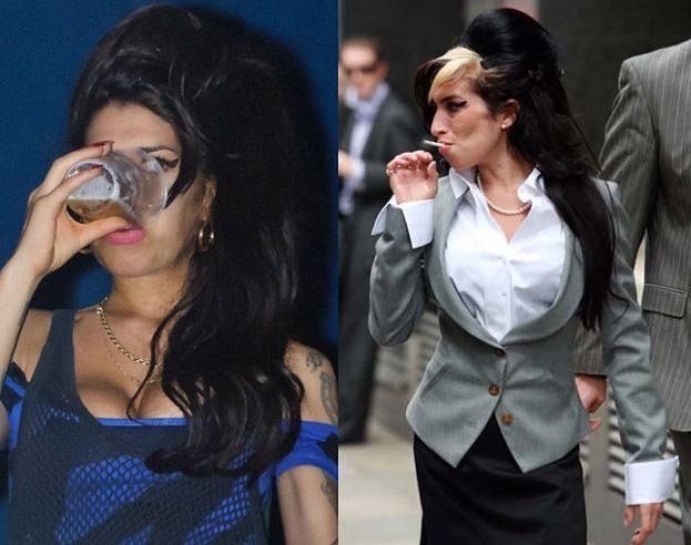 Amy wydała MILION FUNTÓW na narkotyki!