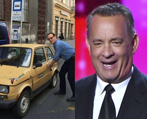 """Tom Hanks chce osobiście odebrać malucha z Bielska-Białej! """"Moglibyśmy razem przekręcić kluczyki"""""""