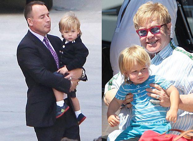To oficjalne: Elton i David MAJĄ DRUGIEGO SYNA!