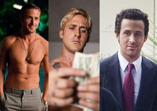 Ryan Gosling został brunetem?! (FOTO)