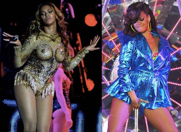 Beyonce jest wściekła na Rihannę!