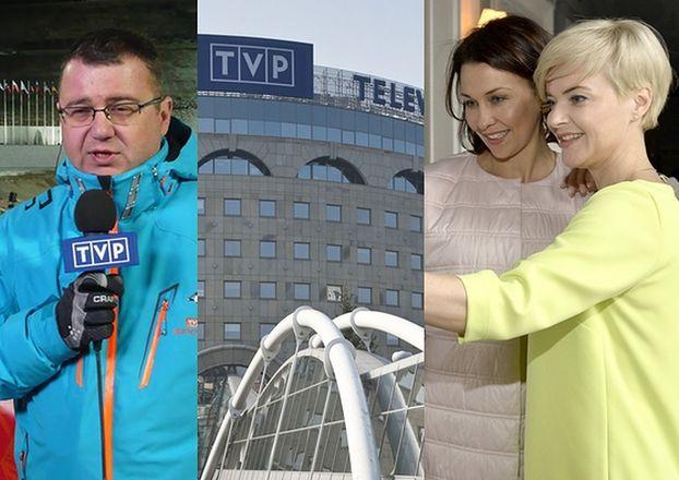 """Będą zwolnienia w TVP! Pracę stracą """"znani dziennikarze i prezenterzy"""""""