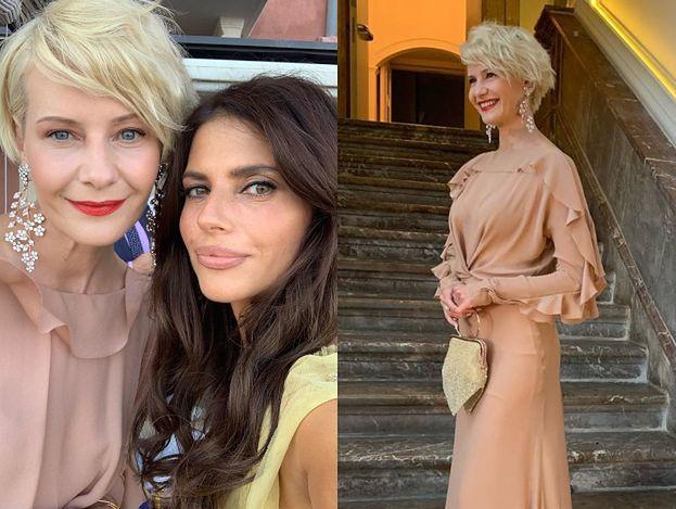 """Małgorzata Kożuchowska i Weronika Rosati brylują w bogatych sukniach na zagranicznym festiwalu. Krytycy dopytują: """"Kiedy czas dla rodziny?"""""""