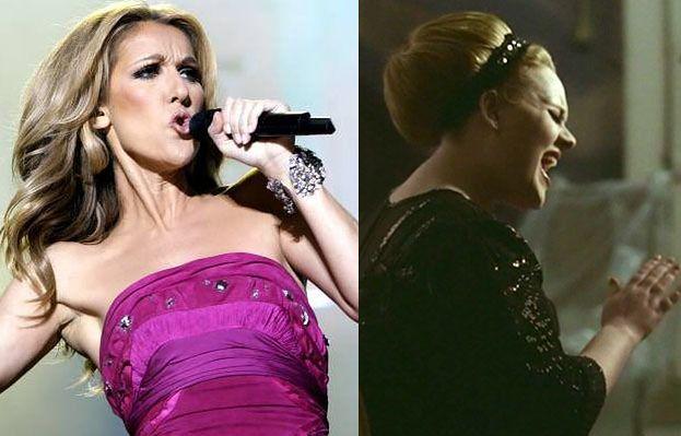 Celine Dion śpiewa największy hit Adele!