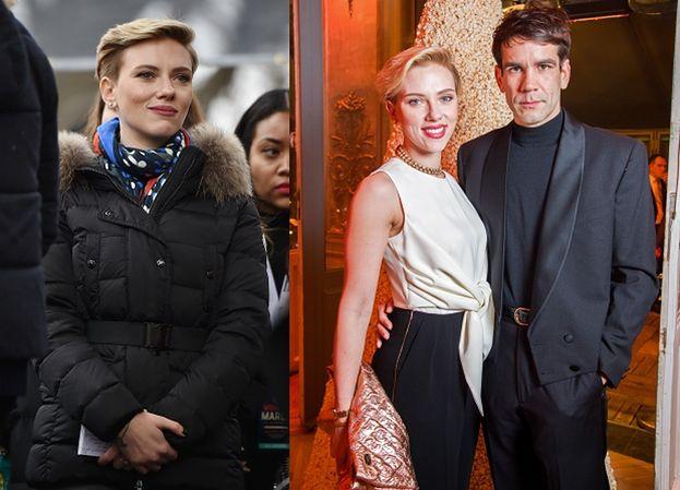 """Scarlett Johansson rozwodzi się po dwóch latach małżeństwa? """"JUŻ NIE NOSI OBRĄCZKI"""""""