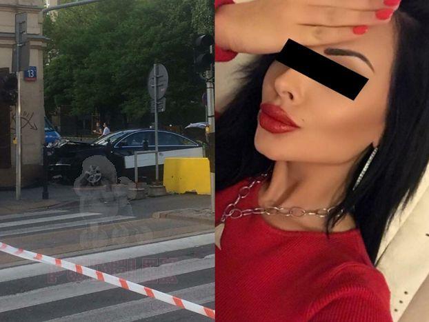 """Monika G. prowadziła auto, mając we krwi 1,5 promila? """"Nie chciała wsiąść do karetki"""" (TYLKO U NAS)"""