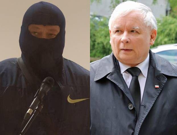 """Gangster Masa o Jarosławie Kaczyńskim: """"To wielki patriota. ZASŁONIŁBYM GO WŁASNĄ PIERSIĄ"""""""