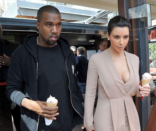 Kanye CHCE MIEĆ DZIECKO z Kim!
