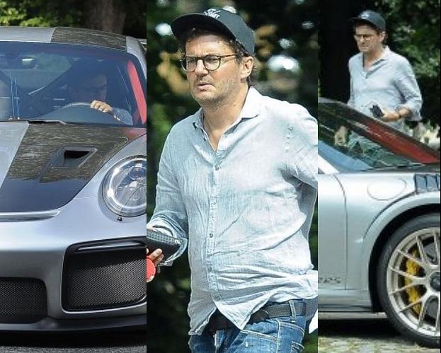 Kuba Wojewódzki parkuje Porsche za DWA MILIONY złotych (FOTO)