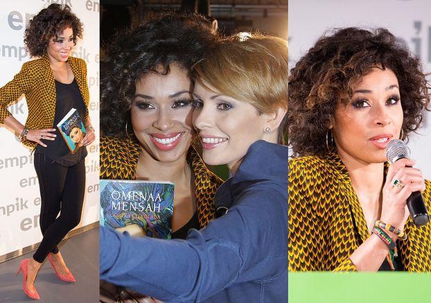 Omenaa promuje swoją książkę... (ZDJĘCIA)