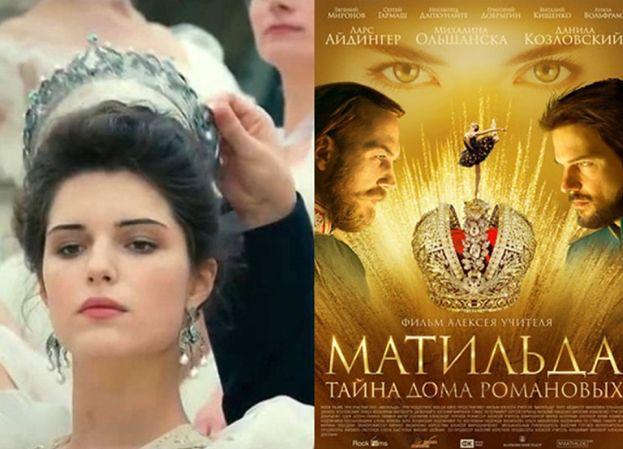 Cerkiew prawosławna domaga się wycofania filmu z polską aktorką w roli... kochanki cara!