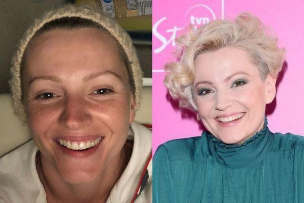 """Dorota Szelągowska pokazała zdjęcie bez makijażu! Fani: """"Jakaś pani NIEPODOBNA"""""""