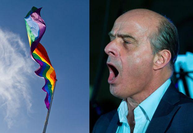 """Pospieszalski w swoim programie chce rozmawiać o... leczeniu osób homoseksualnych. """"Analna fiksacja prawicy"""""""