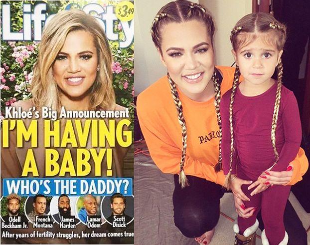 Khloe Kardashian jest w ciąży?