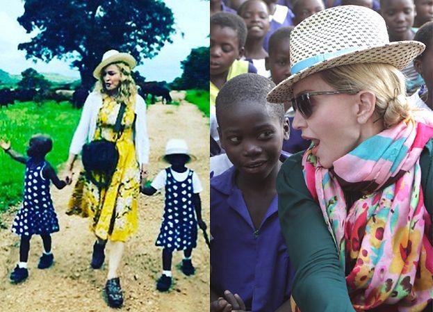 """Ojciec adoptowanych bliźniaczek: """"Madonna mnie oszukała! Miały wrócić do rodziny!"""""""