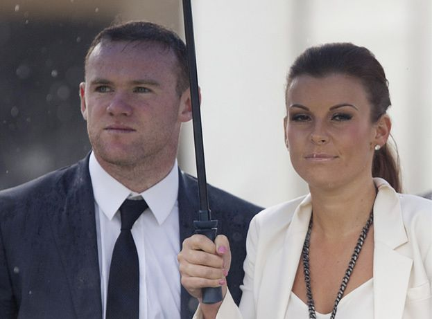"""Żona Rooneya znów o Polsce: """"Oglądałam mecz pijąc wódkę!"""""""
