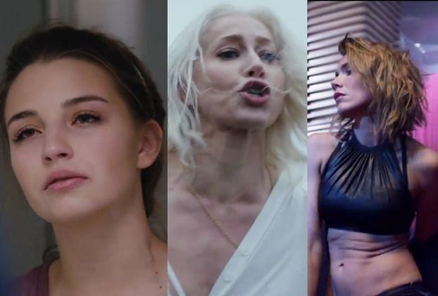"""Wściekła Warnke, naćpana Wieniawa i Bołądź na rurze w trailerze """"Kobiet Mafii"""" (WIDEO)"""