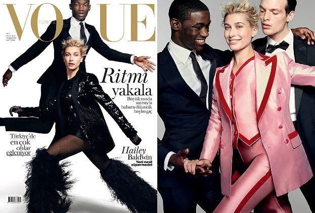"""""""Najseksowniejsza kobieta świata"""" na okładce """"Vogue'a""""!"""