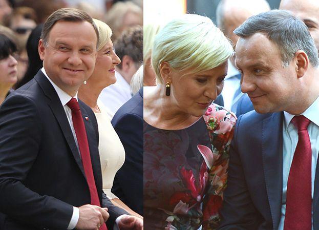 """Teść Agaty Dudy zapewnia: """"Bardzo się z Andrzejem kochają!"""""""
