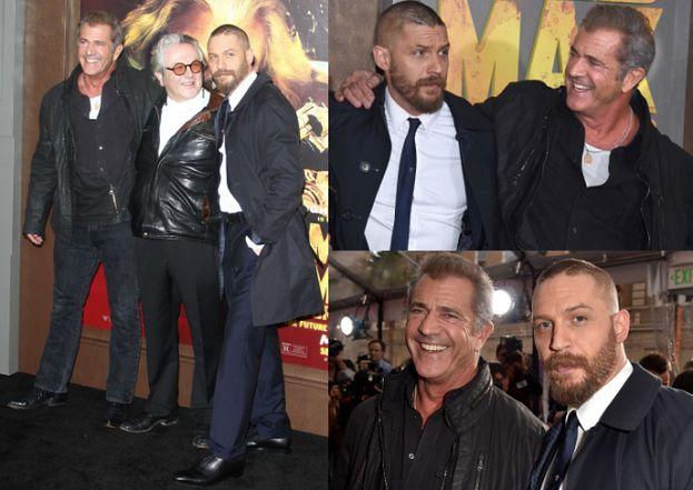 """Mel Gibson przyszedł na premierę nowego """"Mad Maxa""""... (ZDJĘCIA)"""