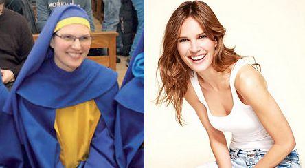 Hiszpańska modelka została zakonnicą!