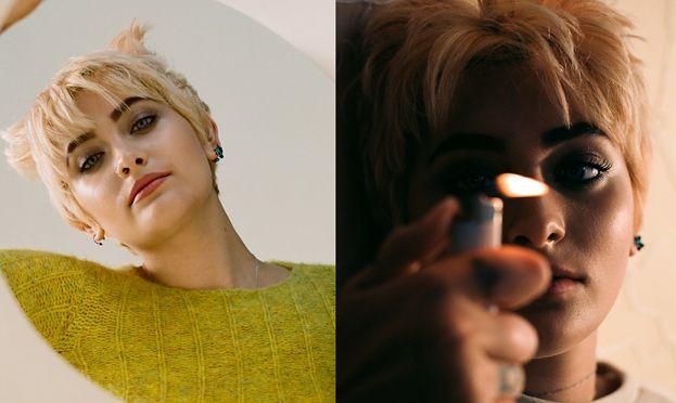 """18-letnia Paris Jackson pozuje dla """"Dull Magazine"""" (FOTO)"""