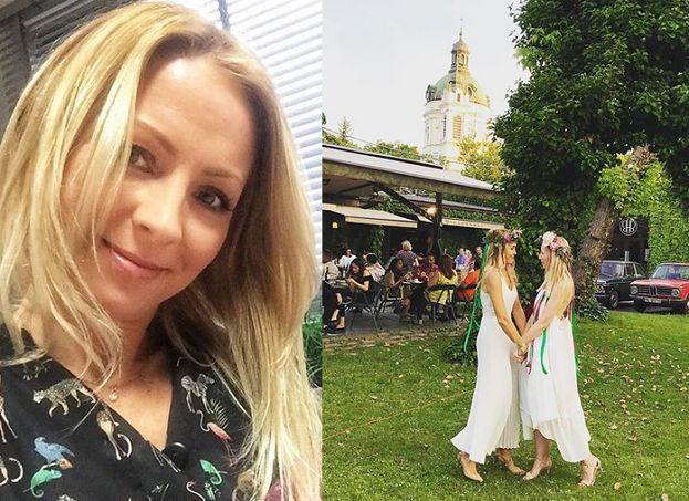 Kasia Olubińska wzięła ślub! Pochwaliła się zdjęciem z ceremonii (FOTO)