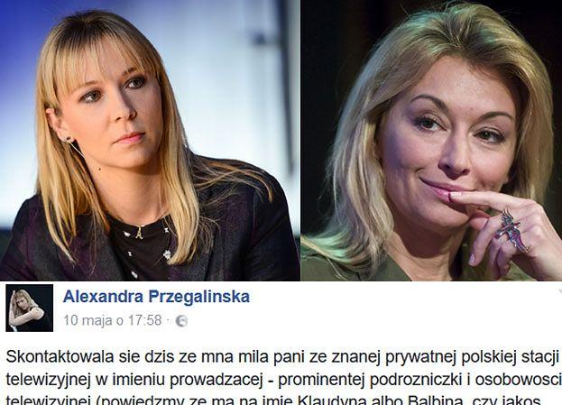 """Kolejna afera wokół programu Martyny Wojciechowskiej. Nie płaci ekspertom w programie """"Kobieta na krańcu świata""""?!"""