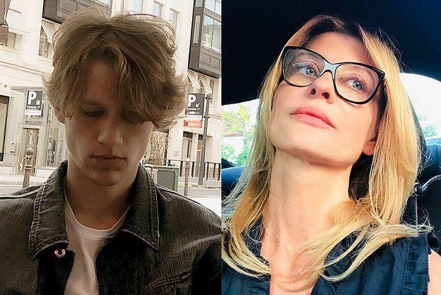 """Aneta Kręglicka żegna się z synem na Instagramie. Wkrótce zaczyna studia: """"Mój syn wyfruwa z domu"""""""