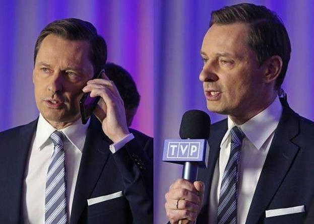 """Ziemiec tłumaczy się ze szkolenia dziennikarzy TVP: """"Ja tylko wykonuje polecenia szefostwa"""""""