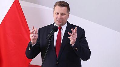 """Czarnek wybroniony w Sejmie. """"Opozycja robi wielkie halo"""""""