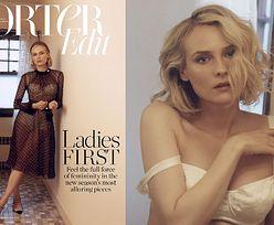 """""""Sexy mama"""" Diane Kruger melduje gotowość do pracy w nowej sesji"""
