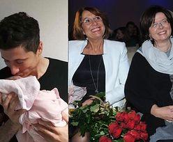 """Teściowa i mama Lewandowskiej poleciały do Monachium pomóc w opiece nad wnuczką. """"Choć Ania jest bardzo samodzielna, pomoc na pewno jej się przyda"""""""