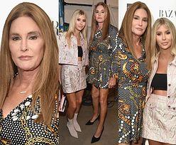 Caitlyn Jenner lansuje się z 22-letnią kochanką na tygodniu mody