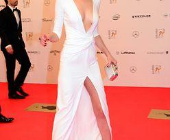 DEKOLT dziewczyny DiCaprio!